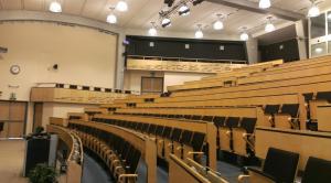 CERN auditorium